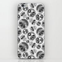 SUGAR SKULLS iPhone & iPod Skin