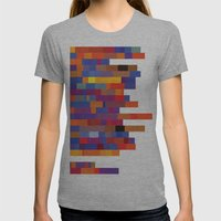 Amazin' (86 Mets) Womens Fitted Tee Athletic Grey SMALL