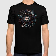 Spirits of the Stars Mens Fitted Tee Black SMALL