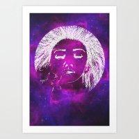 Dream, Space Art Print
