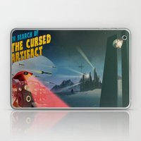 In Search of the Cursed Artifact Laptop & iPad Skin
