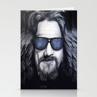 The Dude Lebowski Stationery Cards