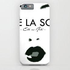 SOL SUPPORT TEE iPhone 6 Slim Case