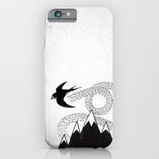 Mountain Swallow Slim Case iPhone 6s