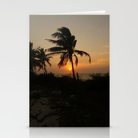 Mayan Paradise Stationery Cards