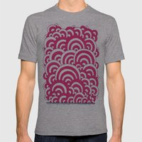 Growth 2 Mens Fitted Tee Athletic Grey SMALL
