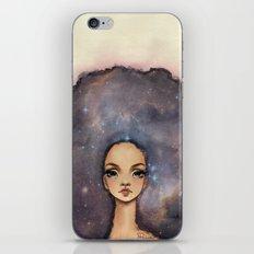 Heart Nebula iPhone & iPod Skin
