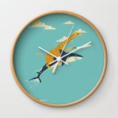 Onward! Wall Clock