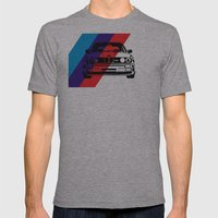E30 M3 Mens Fitted Tee Athletic Grey SMALL