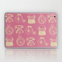 Girly Twist Steampunk In… Laptop & iPad Skin