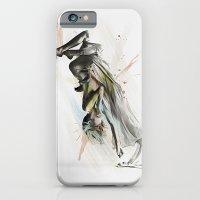 Drift Contemporary Dance… iPhone 6 Slim Case