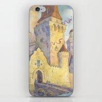Castle iPhone & iPod Skin