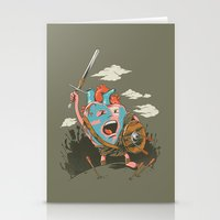 Braveheart Stationery Cards