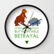Wall Clock featuring Firefly Betrayal by Pixel.pwn | AK