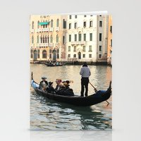 Patricians On Water Stationery Cards