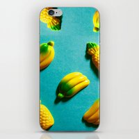Ananas 'N Bananas iPhone & iPod Skin