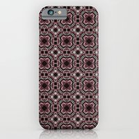 roses and pearls iPhone 6 Slim Case