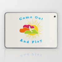 Come Out And Play Laptop & iPad Skin