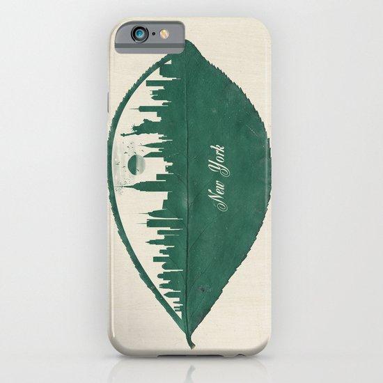 New York Skyline at Sunrise iPhone & iPod Case