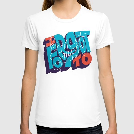 I Forgot to Keep it Simple T-shirt