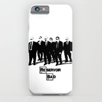 iPhone & iPod Case featuring Reservoir Bad by Shana-Lee