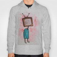 TV Head Hoody