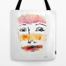 Head Shot #3 Tote Bag