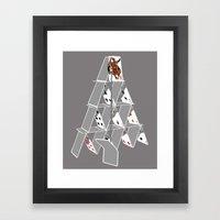 Rescue Me Framed Art Print