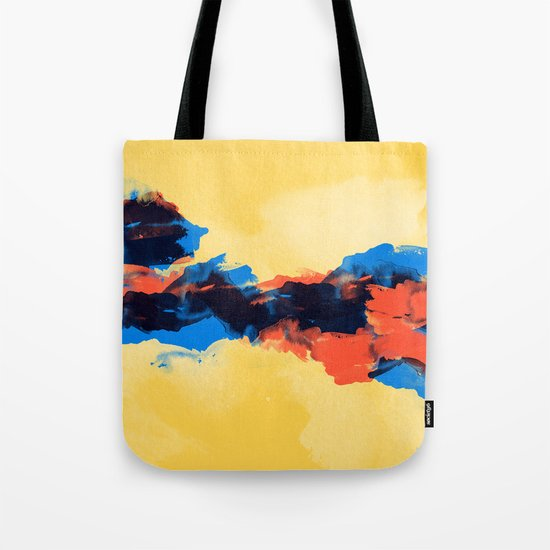 Tectonic Tote Bag