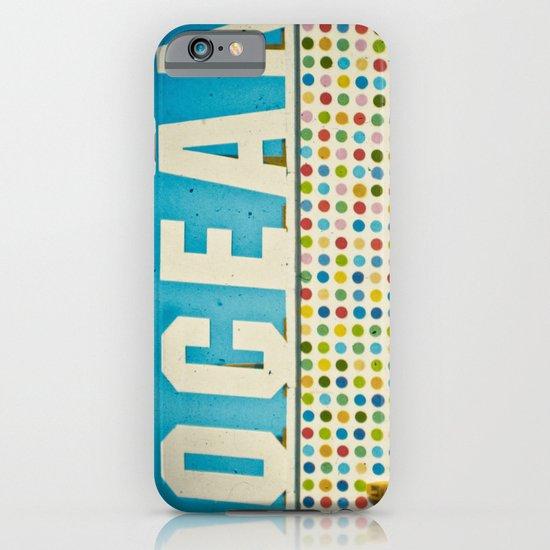 Ocean iPhone & iPod Case