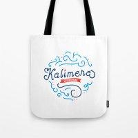 Kalimera Tote Bag