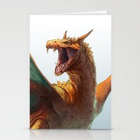 Pokemon-Charizard Stationery Cards