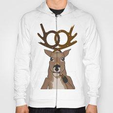 pretzel deer Hoody
