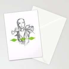 Leaf Lady Stationery Cards