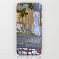 iPhone & iPod Case featuring Portrait of a Kingdom: Tarzan's Realm by Tella