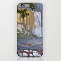 Portrait Of A Kingdom: T… iPhone 6 Slim Case