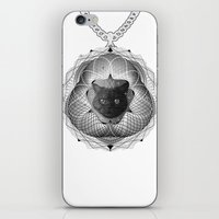 Spirobling XXII iPhone & iPod Skin