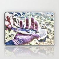 Fish Hand Laptop & iPad Skin