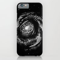 Dark Spiral iPhone 6 Slim Case