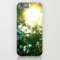 iPhone & iPod Case featuring Midsummer by Aoife Giles