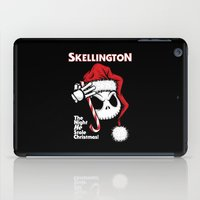 The Halloween Nightmare iPad Case