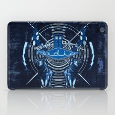 Bad Wolf Radio iPad Case