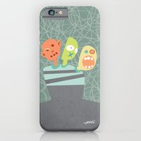 iPhone & iPod Case featuring 3 Heads are Better than One by Jaina Hill-Rodriguez
