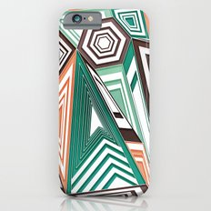 Funky in the Middle iPhone 6s Slim Case