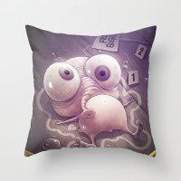 Free Sug(A)r! Throw Pillow