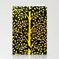 Abstract Natural Pattern… Stationery Cards