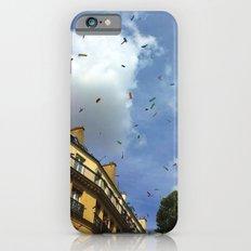 Paris Confetti iPhone 6 Slim Case