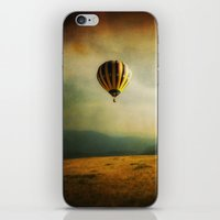 One Man's Dream iPhone & iPod Skin