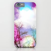 iPhone & iPod Case featuring Flavored Skies  by Suzanne Kurilla