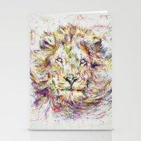 Lion // Tarmuk Stationery Cards